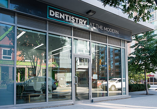 Dentistry at the Modern